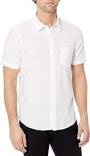 Levi's Men's Classic 1 Pocket Short Sleeve Button Up Shirt