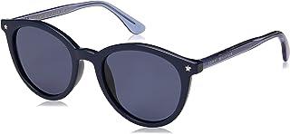 Tommy Hilfiger 1551-S Gafas de Sol para Mujer, Blue, 51 mm