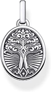 Thomas Sabo Men Silver Pendant Pe864-637-21