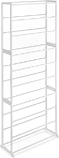 Whitmor 10 Tier Shoe Tower - 30 Pair - Closet Organizer