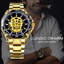 YANGSANJIN Automatisch Horloge voor Mannen, Mode C...