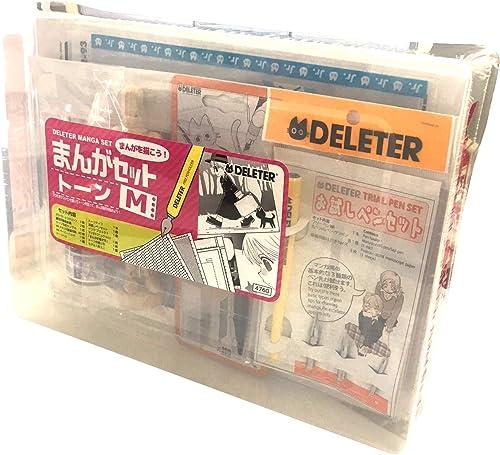 Deleter comic tone set M (japan import)