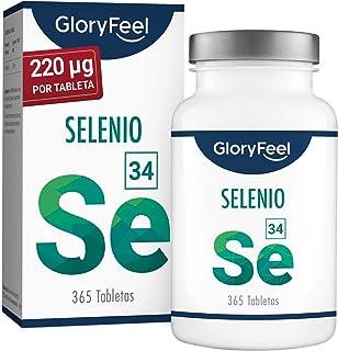 Selenio Complex 220mcg - 365 Tabletas Veganas - Con Selenito