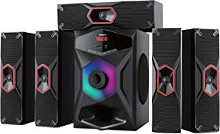 Impex 5.1 MAGNETO 90 W Multimedia Bluetooth Speaker System (Black)