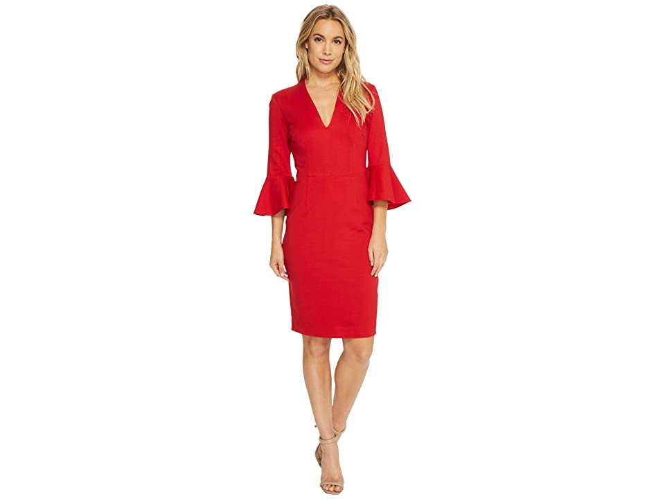 Trina Turk Lane Dress (Ruby Rose) Women