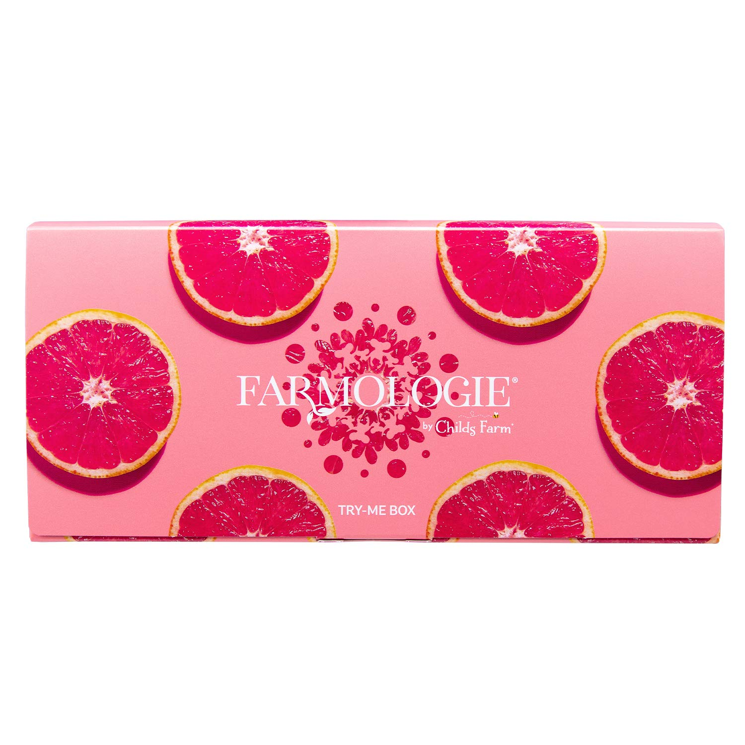 Farmologie Try Me Gift Set NEW S New sales Skincare Grapefruit Pink