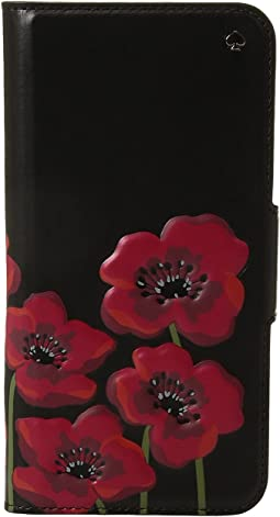 Kate Spade New York - Poppy Folio Phone Case for iPhone® 7/iPhone® 8