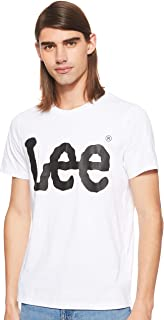 Lee Mens Logo Tee Men's T-Shirts