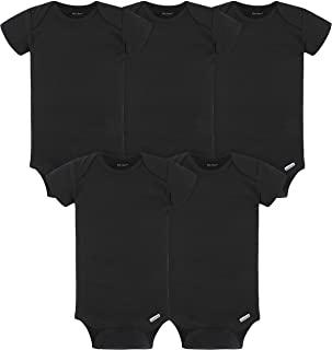 Gerber Unisex bebé 5-pack Solid Onesies Body