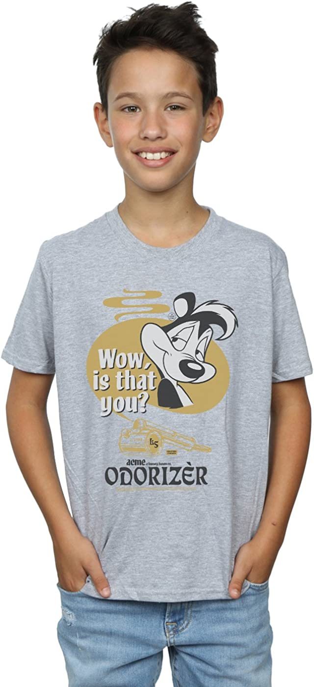 Looney Tunes Boys Pepe Le Pew Odorizer T-Shirt