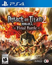 Best attack on titan ps4 digital code Reviews