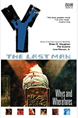 Y: The Last Man Vol. 10: Whys and Wherefores Kindle Edition