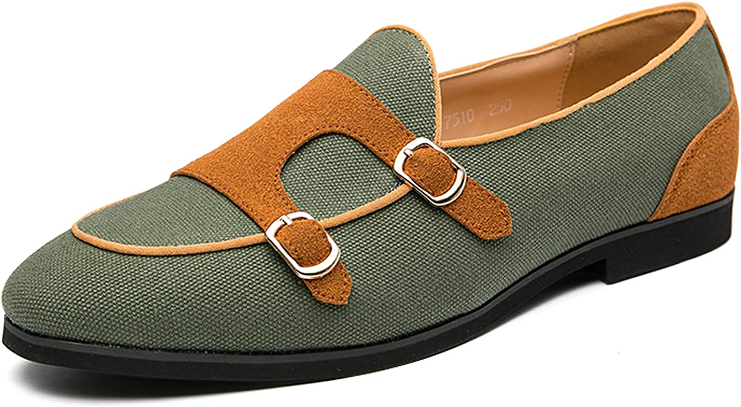Joygown Men's Easy-to-use Driving Slip-on Loafers Casual Our shop most popular Size Shoes Plus