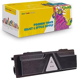 New York TonerTM New Compatible 1 Pack TK132 High Yield Toner for Kyocera-Mita - FS 1028MFP | 1128MFP | 1300D | 1300DN | 1350DN . -- Black