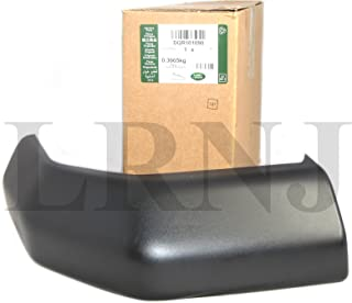 LAND ROVER DISCOVERY 2 1999-2004 LEFT HAND / DRIVER SIDE REAR BUMPER CORNER FINISHER MOLDING END CAP PART: DQR101090