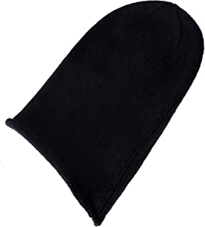 Love Cashmere Mens 100% Cashmere Beanie Hat Hand Made in Scotland by RRP 120