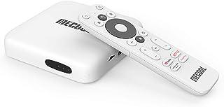 MECOOL KM2 Android TV Netflix 4K met Google Assistant Chromecast Bouw in 4K HDR Streaming Mediaspeler Google Certified