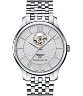 Tissot - Tradition Powermatic 80 Open Heart - T0639071103800