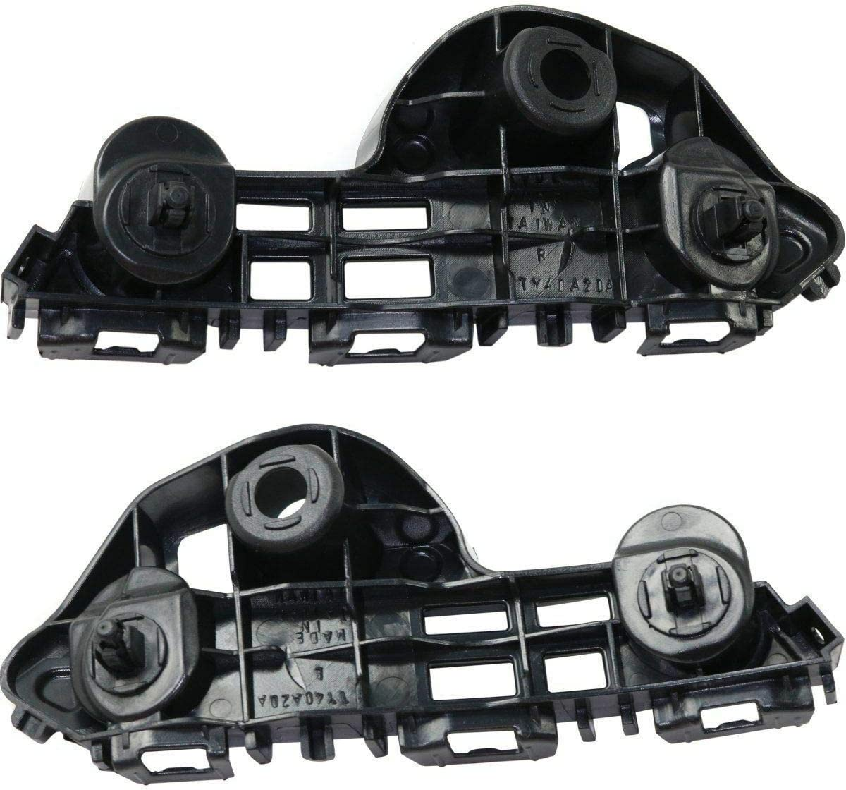 Front Bumper Retainer 買い取り Set Compatible Toyota Camry with 超人気 専門店 2018-2019