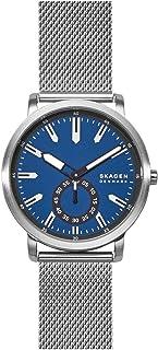Skagen Colden Men's Blue Dial Stainless Steel Analog Watch - SKW6610