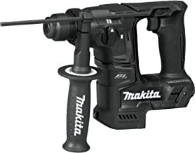 """Makita XRH06ZB 18V LXT Lithium-Ion Sub-Compact Brushless Cordless 11/16"""" Rotary Hammer, Accepts Sds-Plus Bits, Tool Only"""