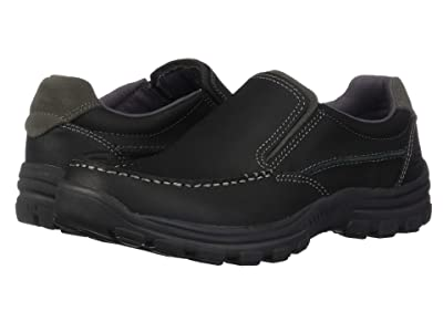 SKECHERS Relaxed Fit Braver Rayland (Black) Men