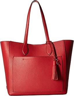 Piper Leather Tote