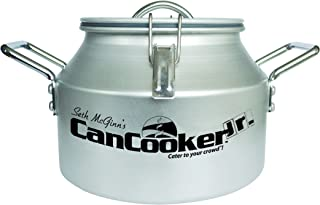 cream can cooker