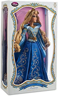 Disney - Limited Edition Sleeping Beauty Aurora Blue Dress Doll - Limited 1 of 4000