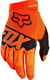 Fox Racing 2019 Youth Dirtpaw Gloves - Race (Small) (Orange)