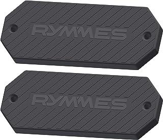 RYMMES Gun Magnet Mount Holder (45 lbs Rated) – Magnetic Holster for Handgun,..