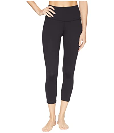 The North Face Motivation High-Rise Crop Pants (TNF Black) Women