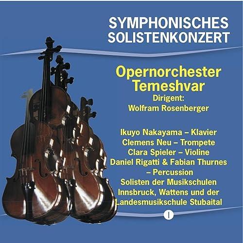 Ouverture Aus Hochzeit Des Figaro By Opernorchester Temeshvar On