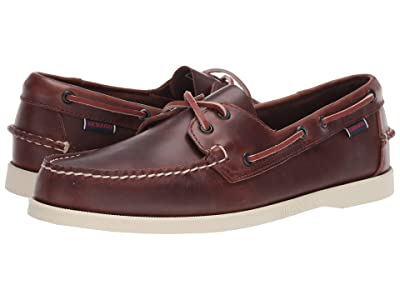 Sebago Dockside Portland Waxed (Brown) Men
