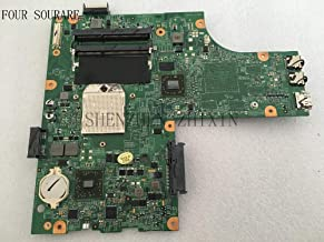 YOUKITTY Four sourare for DELL Inspiron M5010 Laptop Motherboard CN-0YP9NP 0YP9NP DDR3 Mainboard Test Good