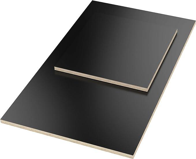 Siebdruckplatte 12mm Zuschnitt Multiplex Birke Holz Bodenplatte 150x80 cm