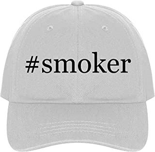 The Town Butler #Smoker - A Nice Comfortable Adjustable Hashtag Dad Hat Cap