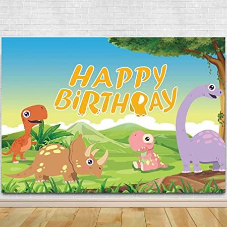 Background Pictures Party Photography Birthday Dinosaur Backdrop Forest Dinosaur Child Birthday Photography Background Dinosaur Photography Backdrops