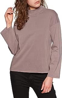 Brixton Anne L/s Mock Neck Tee Womens Sweater
