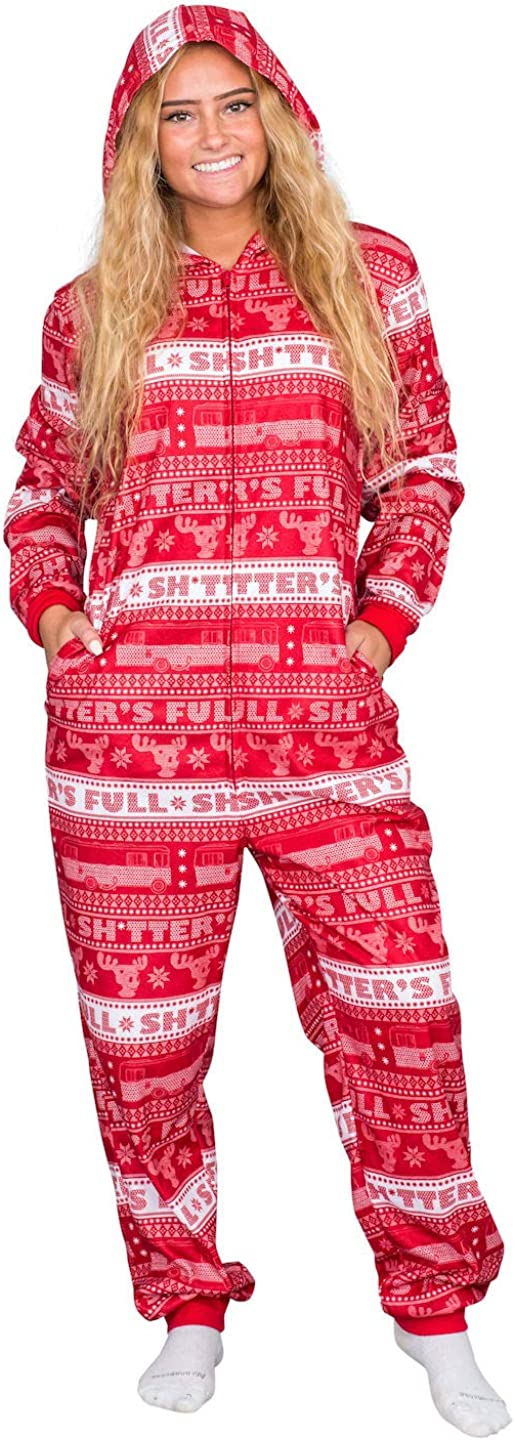National Lampoon's Christmas Vacation Full Shitter's Pajama Cheap super special price Unio Japan Maker New