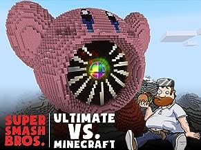 Clip: Super Smash Bros. Ultimate vs. Minecraft