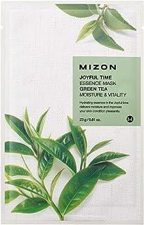 Mizon Joyful Time Essence Mask Green Tea, Yeşil Çay Maskesi
