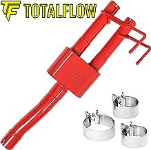 TOTALFLOW Red 1 342633 09-18 Direct Fit Exhaust 2009-2018 Dodge Ram 1500 (Single Chamber Muffler)