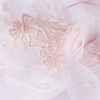 MultiKing tocado de novia Novia de largo velo de encaje Xianmei adornos para el pelo de la boda accesorios de rastreo Tocado de flores de la boda coreana