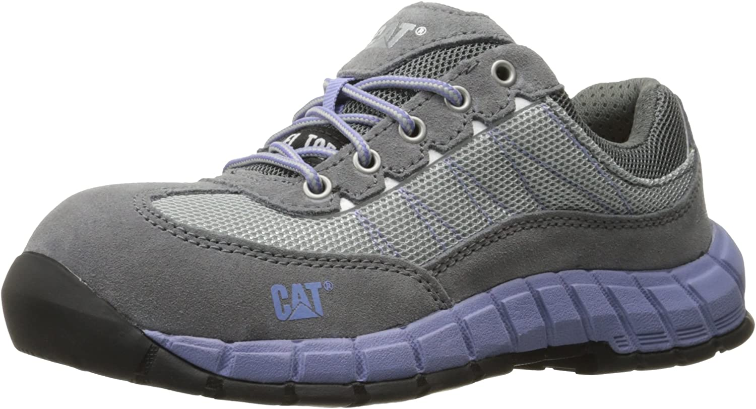Caterpillar Women's Exact Steel Toe Work shoes