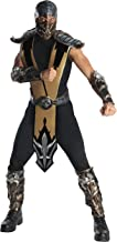Rubie's Mortal Kombat Scorpion Costume