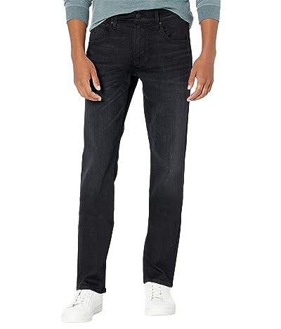 Hudson Jeans Byron Slim Straight Zip Fly in Banner