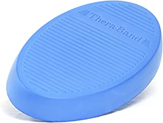 featured product TheraBand Stability Trainer Pad, Intermediate Level Blue Foam Pad