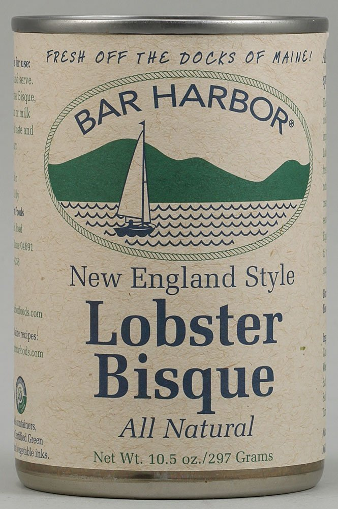 Bar Harbor Popular brand in the world Super sale New England Style Lobster 10.5 oz 3 of Bisque Pack