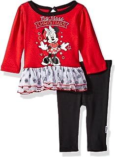 Disney - Juego de 3 Piercings para bebé de Minnie Mouse